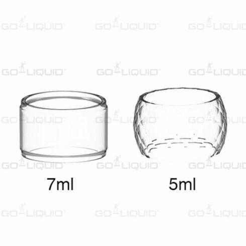 Aspire Odan Replacement Diamond Glass and Bubble Glass