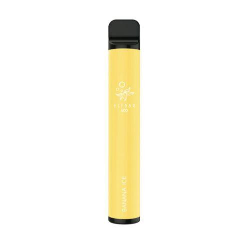Banana Ice Elfbar 600 Disposable Vape Bar