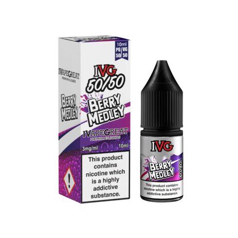 Berry Medley | 10ml IVG E-Liquid