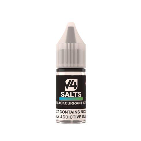 Blackcurrant Ice V4 Salts