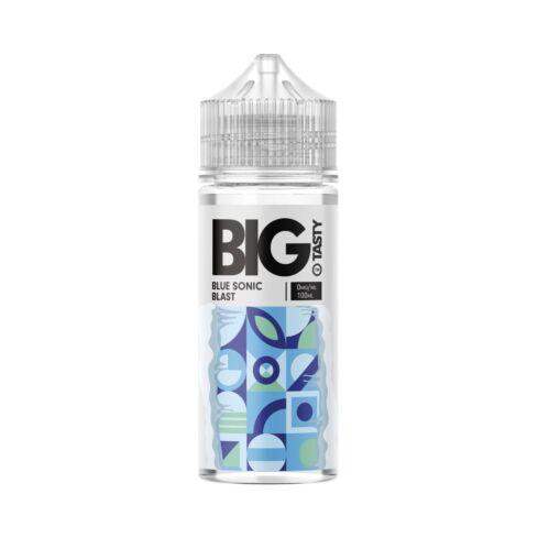 Blue Sonic Blast 100ml Big Tasty