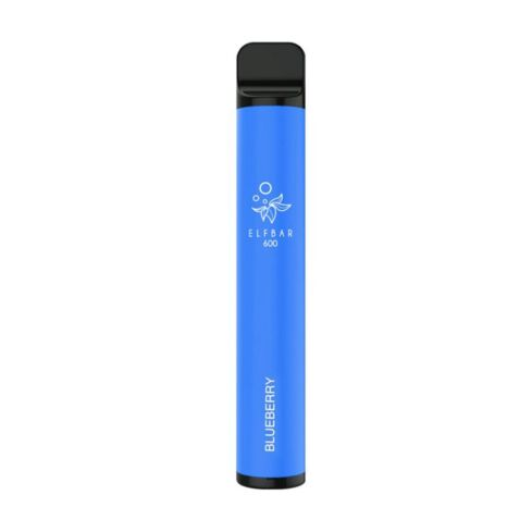Blueberry Elfbar 600 Disposable Vape Bar
