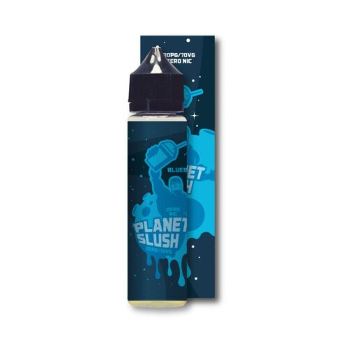 Blueberry | 50ml Planet Slush Shortfill