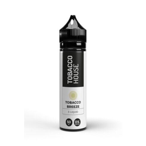 Tobacco Breeze | 50ml Tobacco House E-Liquid