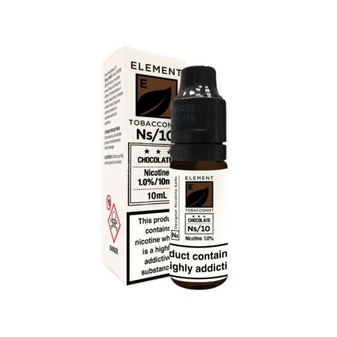 Chocolate Tobacco Element NS20 E-Liquid