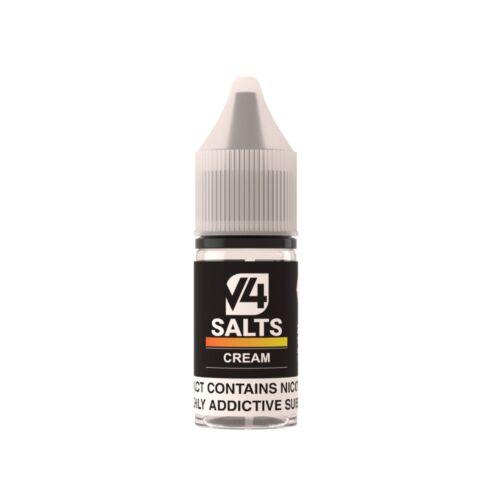 Cream | 10ml V4 Vapour Salts