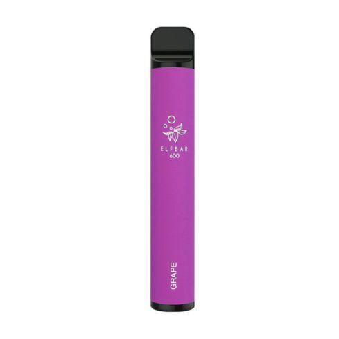 Grape Elfbar 600 Disposable Vape Bar