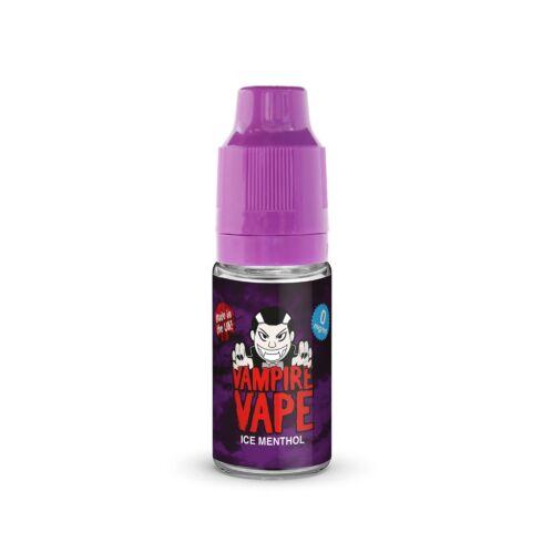 Ice Menthol | 10ml Vampire Vape E-Liquid