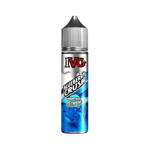 Blueberry Crush | 50ml IVG Shortfill