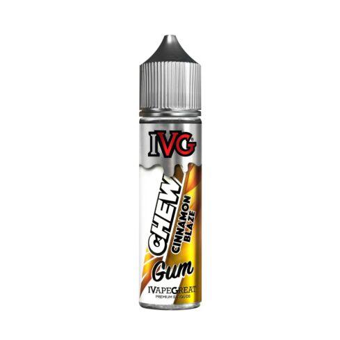 Cinnamon Blaze |50ml IVG Chew Shortfill