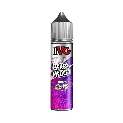 Berry Medley | 50ml IVG Juicy Shortfill