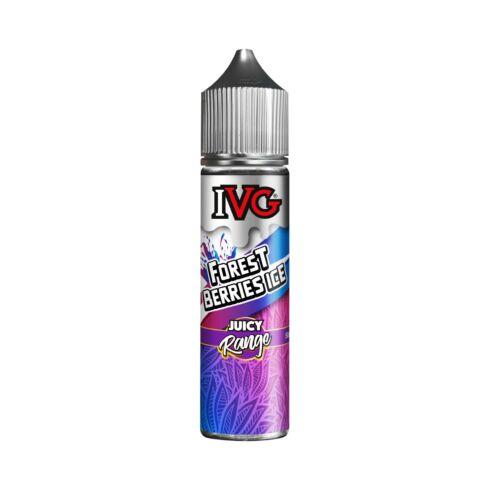 Forest Berries Ice | 50ml IVG Juicy E-Liquid
