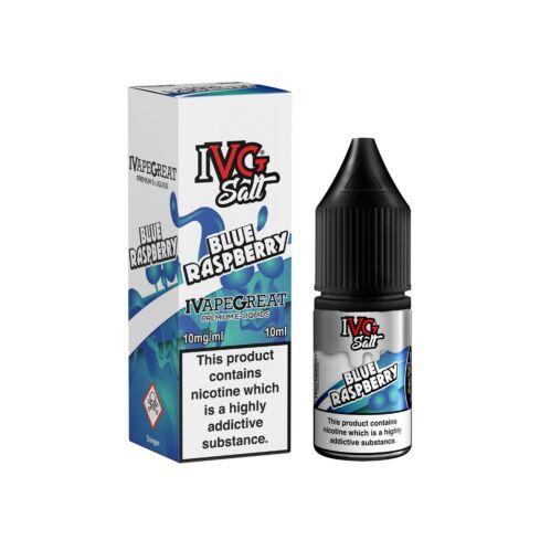 Blue Raspberry | IVG Salt