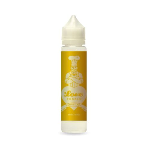 Lemon Tart | 50ml Love Puddin' Shortfill