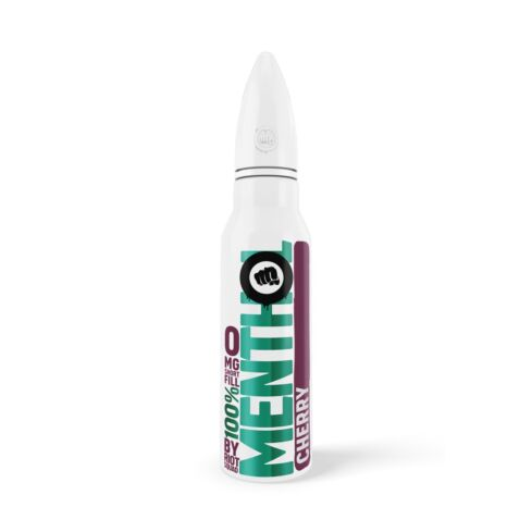 Menthol Cherry | 50ml Riot Squad Shortfill