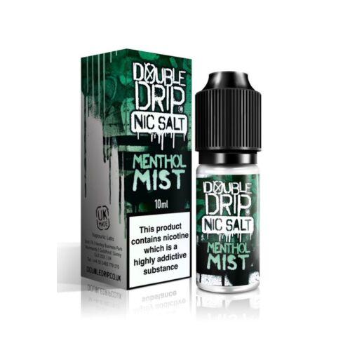 Menthol Mist 10ml Double Drip Nic Salt