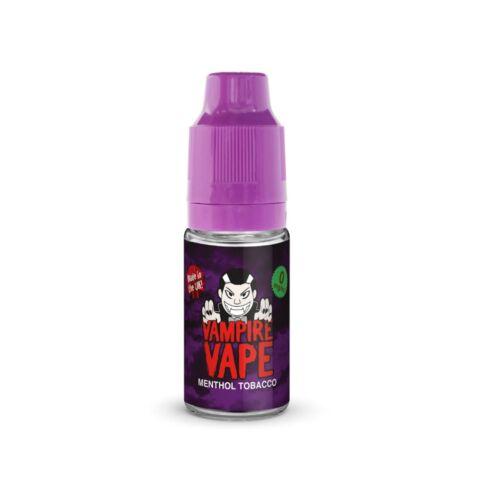 Menthol Tobacco | 10ml Vampire Vape E-Liquid