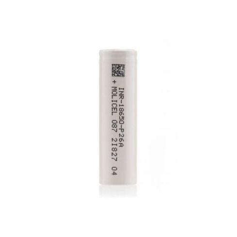 Molicel P26A 18650 Battery 2500mAh INR