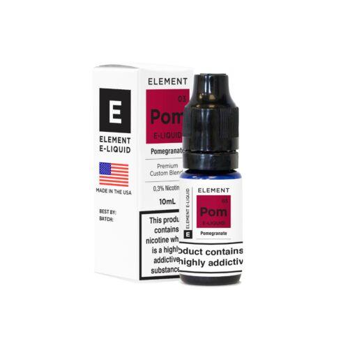 Pomegranate Element E-Liquid