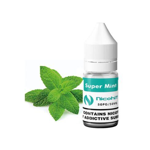 Super Mint | 10ml Nicohit E-Liquid