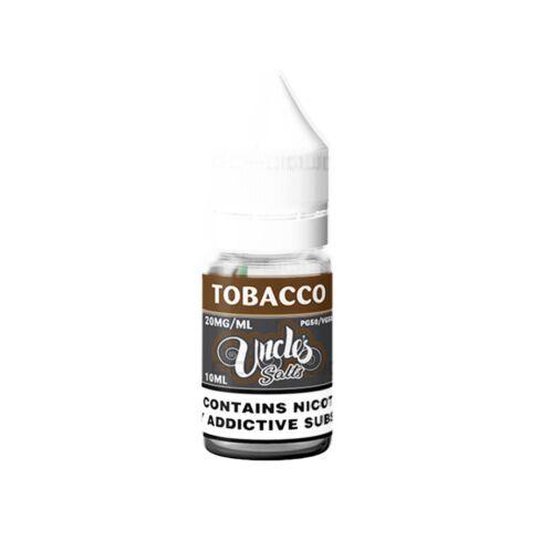 Tobacco   10ml Uncles Nic Salts