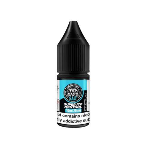 Super Ice Menthol   10ml IVG Top Vape Salts