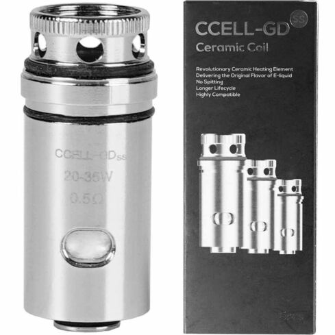 Vaporesso CCELL GD Ceramic Replacement Coils