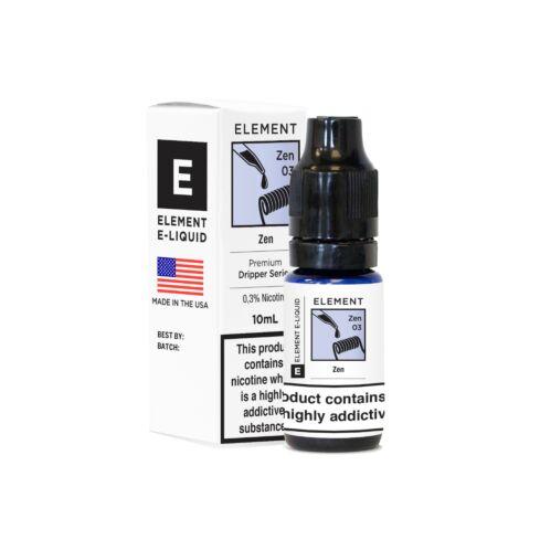 Element Dripper Zen E-Liquid