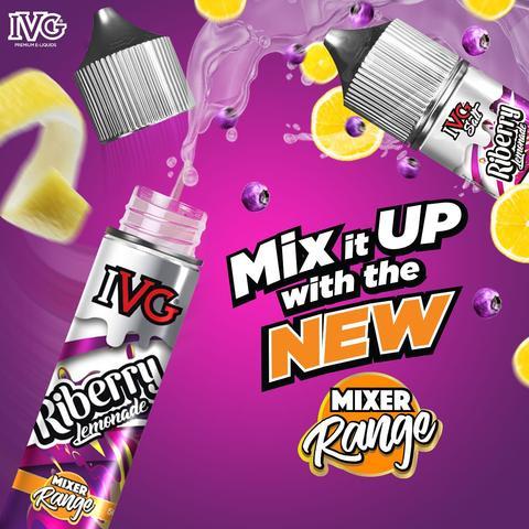 The New IVG Mixer Lemonade E-Liquid