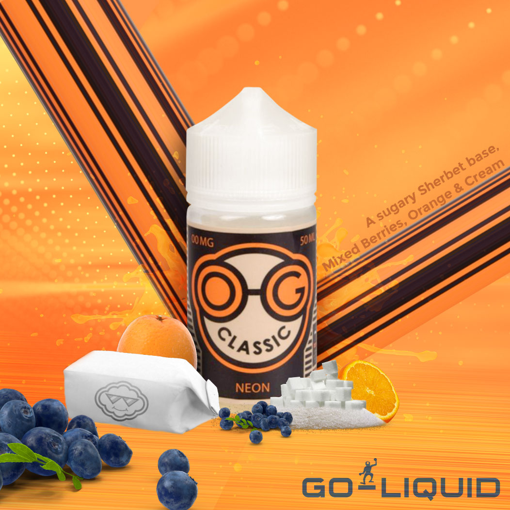 Cosmic Fog's Neon: A Flavour that All Vapers Need to try.