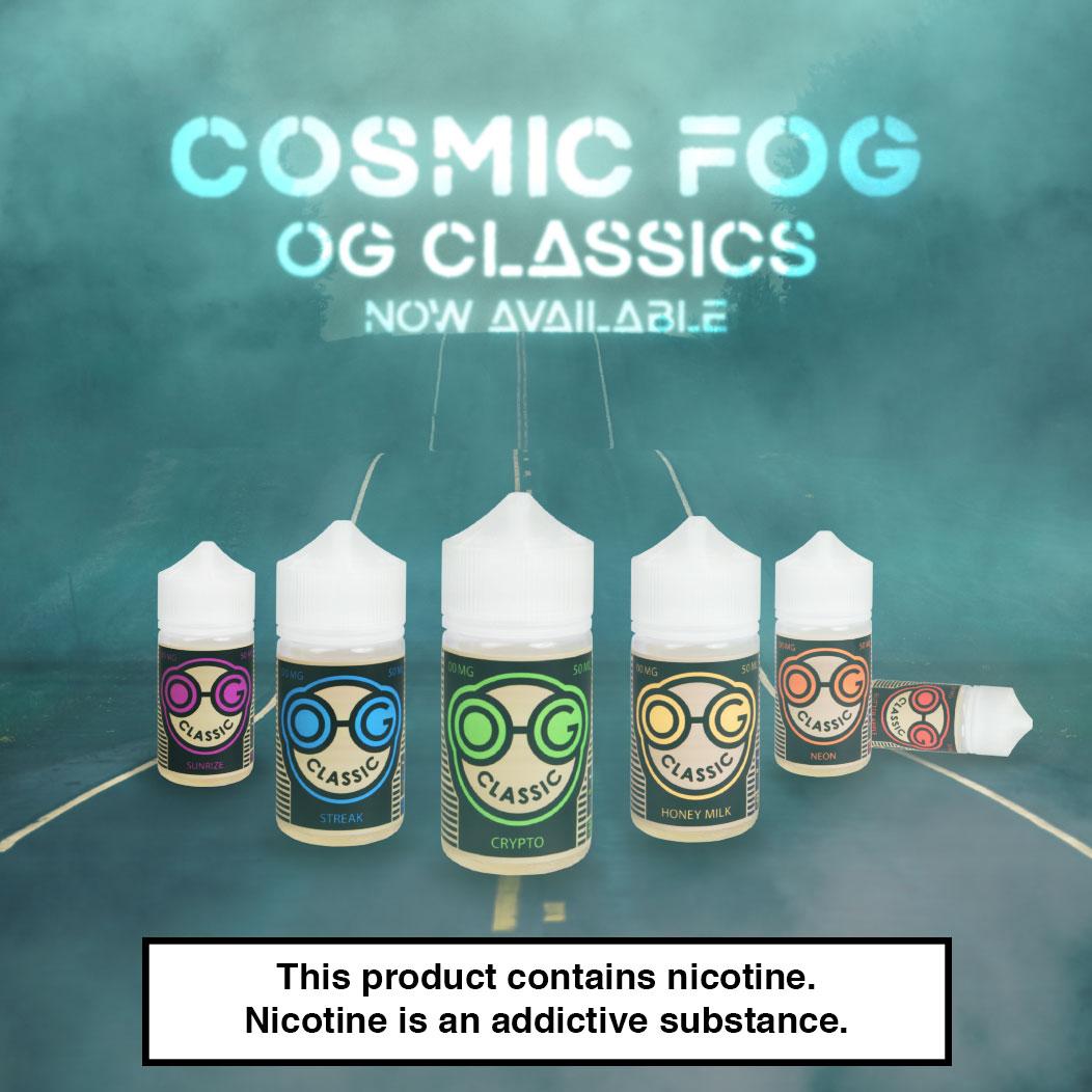 Cosmic Fog OG Classics Review