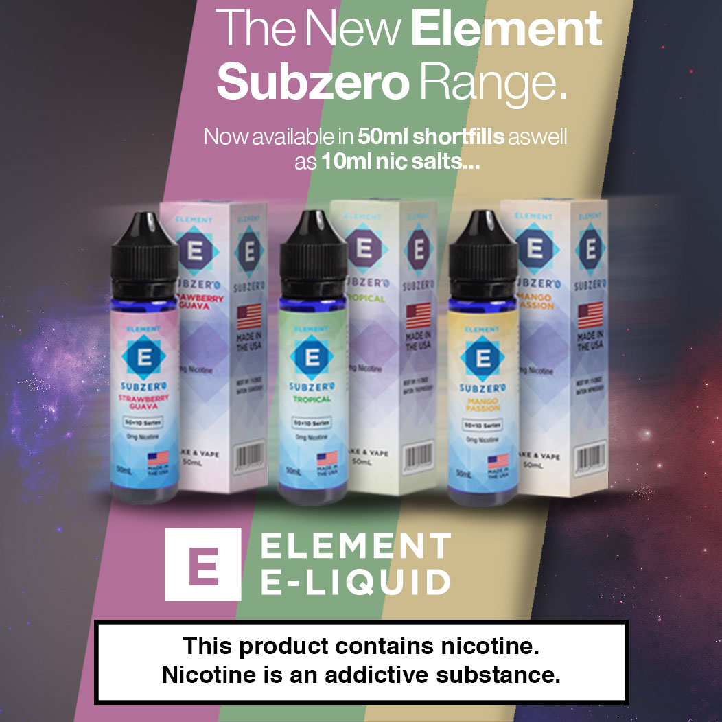 Element Subzero Review