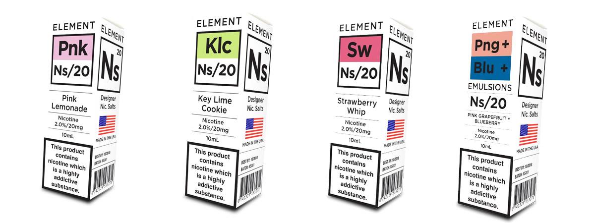 Element NS Salts