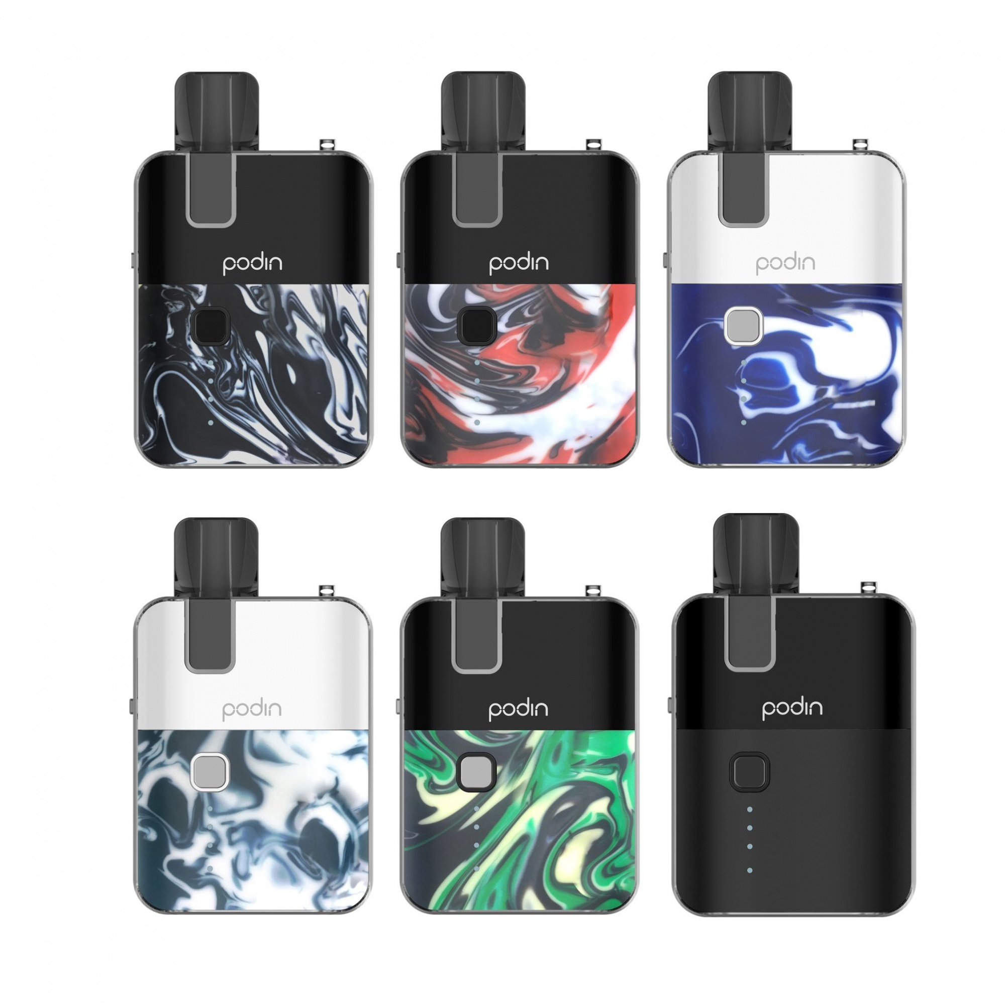 The Innokin Podin Mini Mod Pod