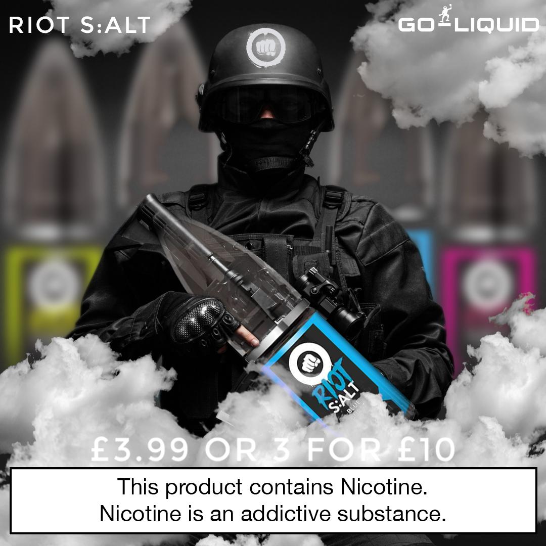 Riot Squad Hybrid Salts