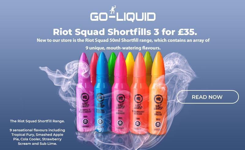 Riot Squad Shortfills