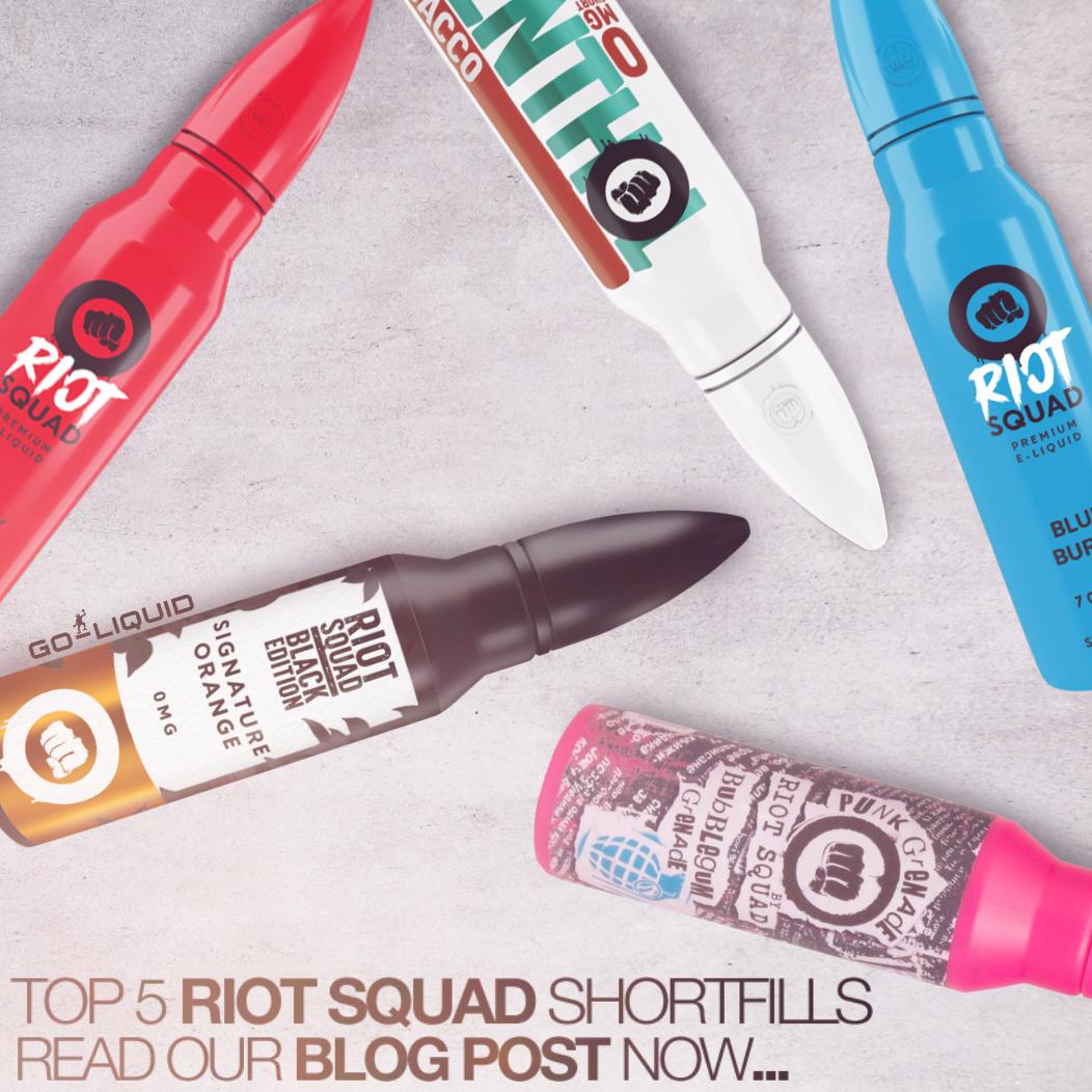 Top 5 Riot Squad Shortfills of 2020