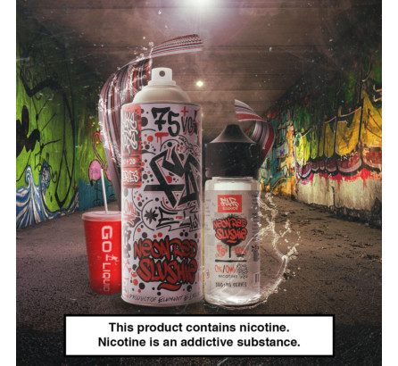 Flavour of the Week - Neon Red Slushie by Element E-Liquid