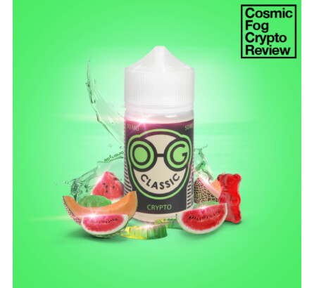 A Truly Magnificent Melon Blend - Cosmic Fog's 'Crypto'