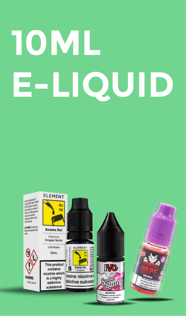 10ml E-Liquid