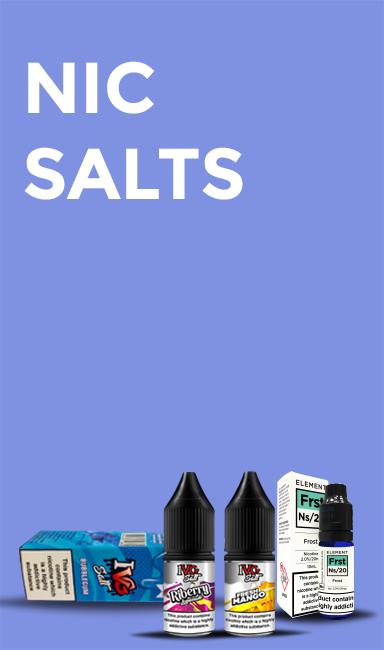 Nic Salts
