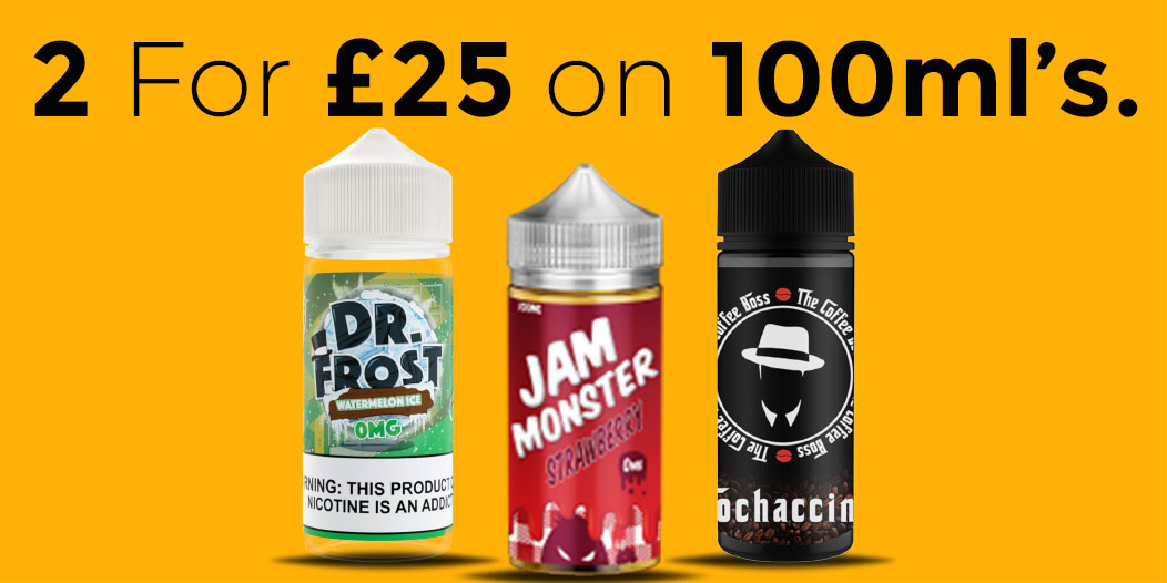 4 For 12 10ml E-Liquid
