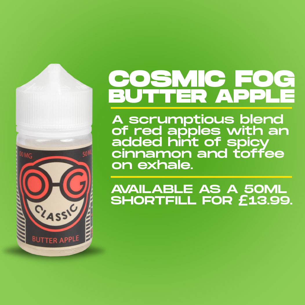 Cosmic Fog - Butter Apple Review