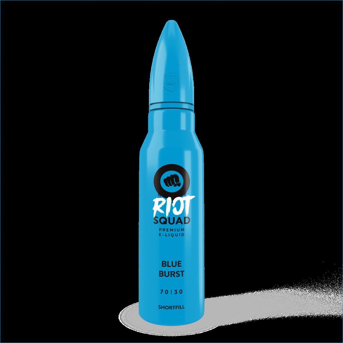 Riot Squad Blue Burst 50ml Shortfill