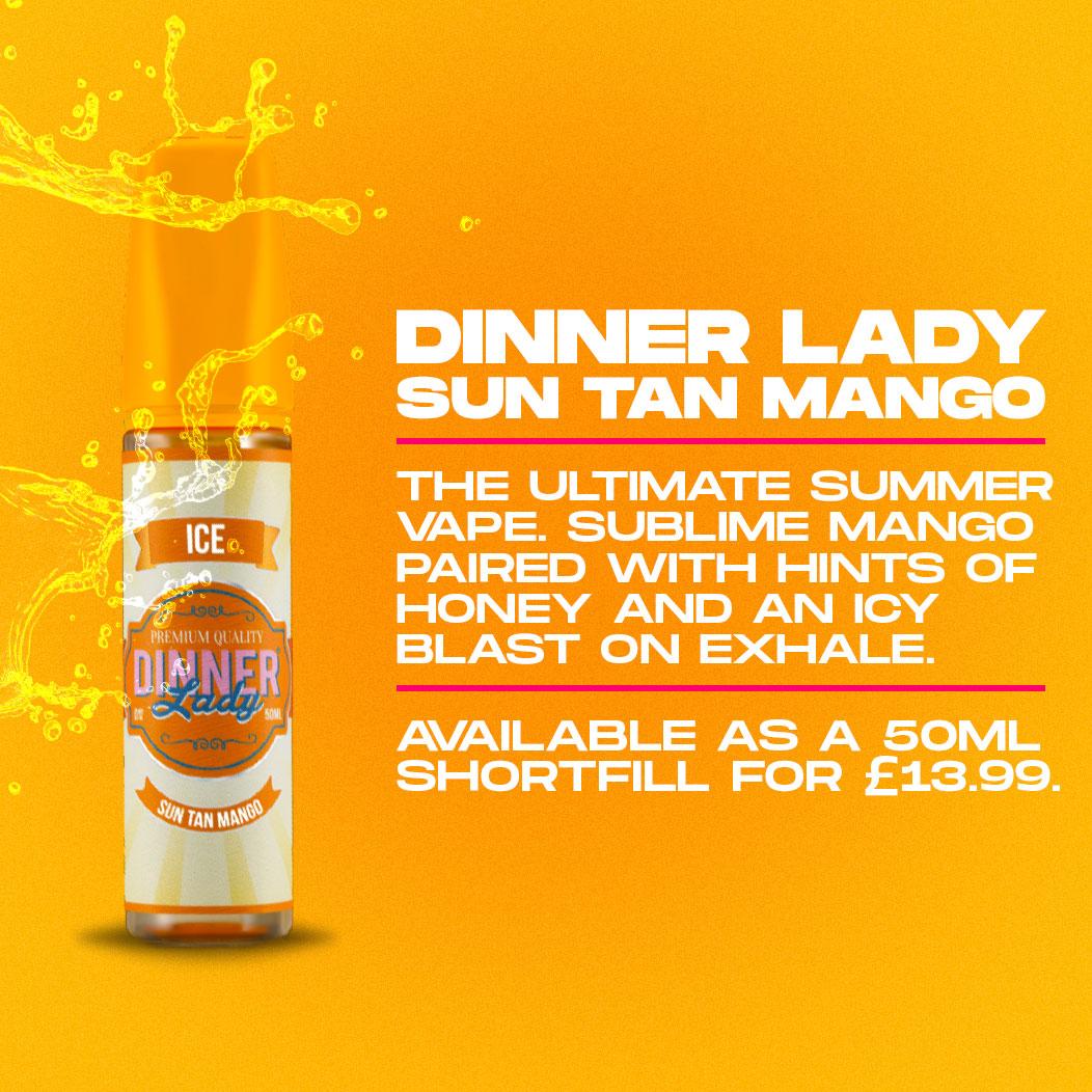 Dinner Lady - Sun Tan Mango