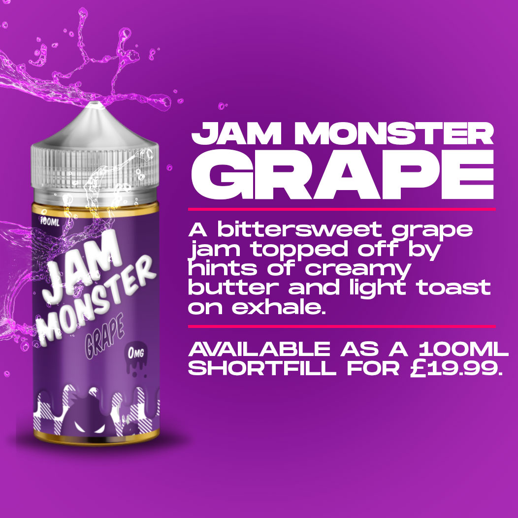 Jam Monster - Grape Review