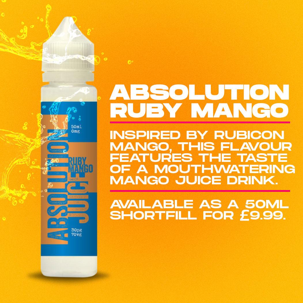 Absolution Juice - Ruby Mango