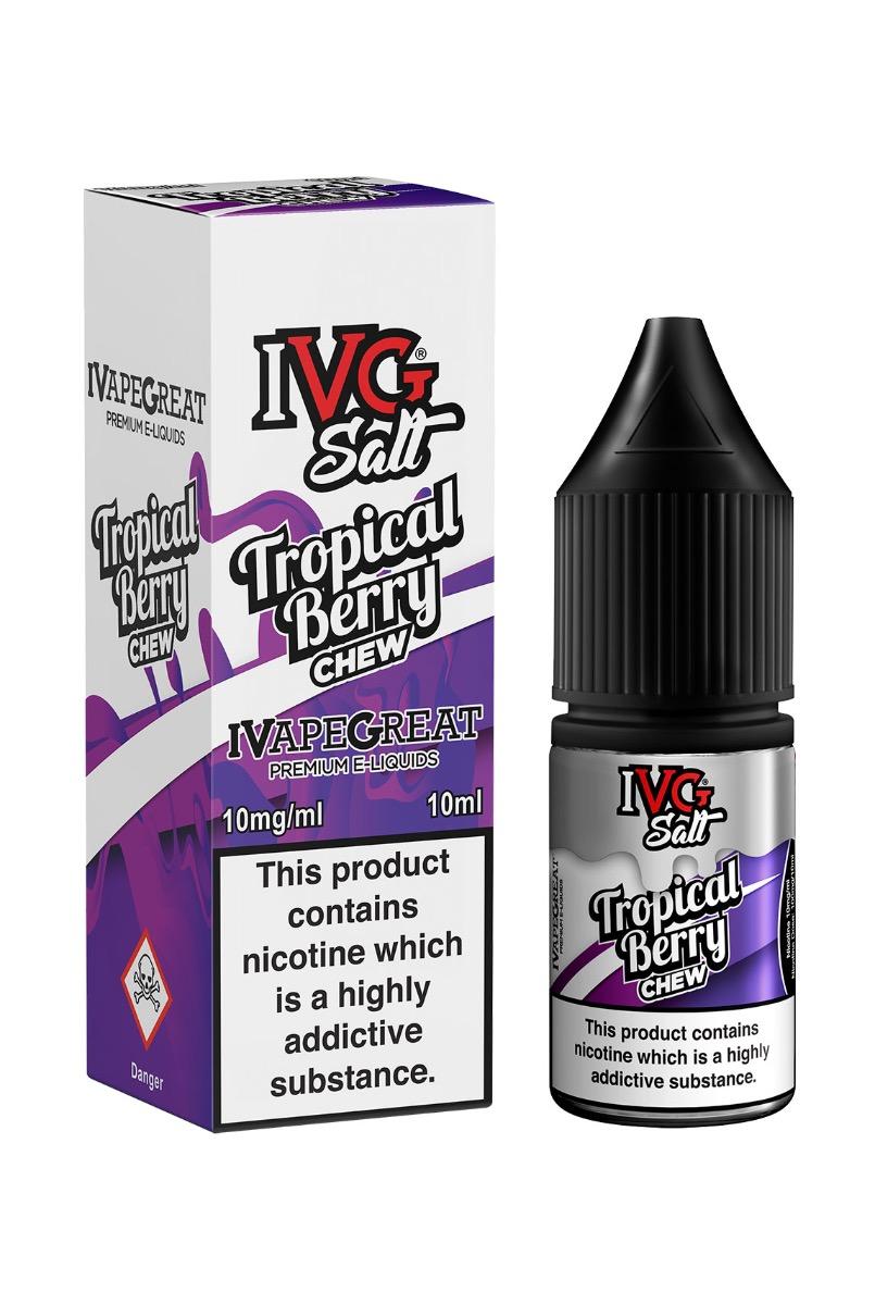 Tropical Berry Chew - IVG E-Liquid